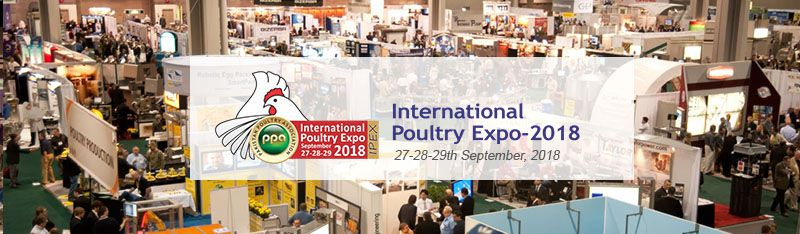 2018 international poultry expo