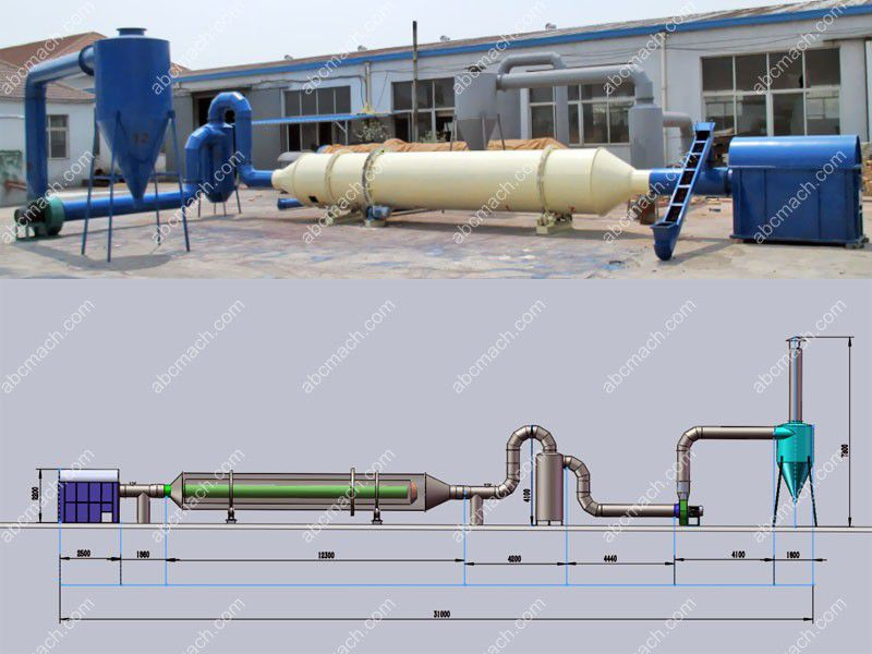 airflow pipe dryer