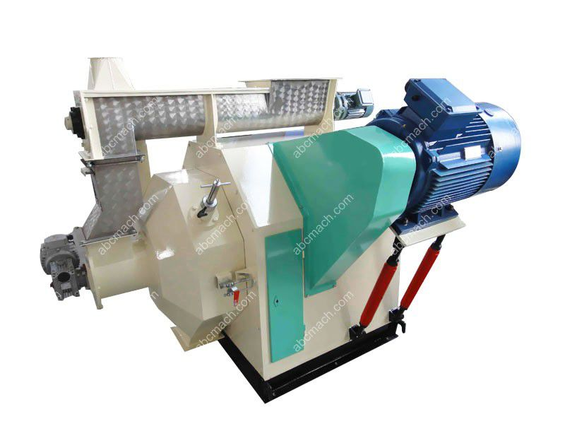 BPM 35 wood pellet machine