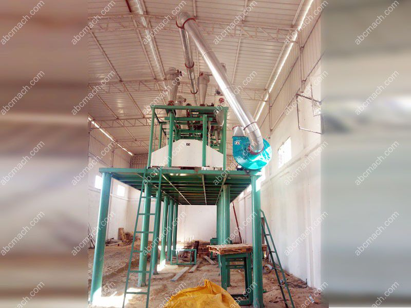 Flour Mill Project