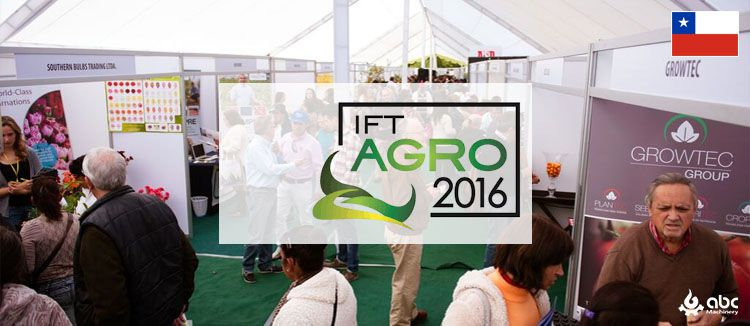 IFT Agro 2019 in Chile, agricultural equipment