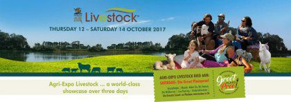 Come Visit Us at Agri-Expo Livestock 2017 in South Africa