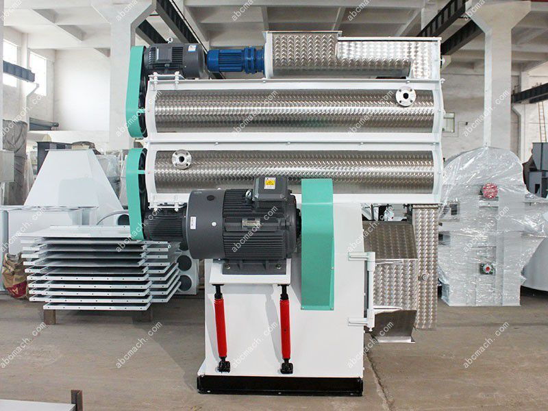 ring die type animal feed making machine for commercial business plan