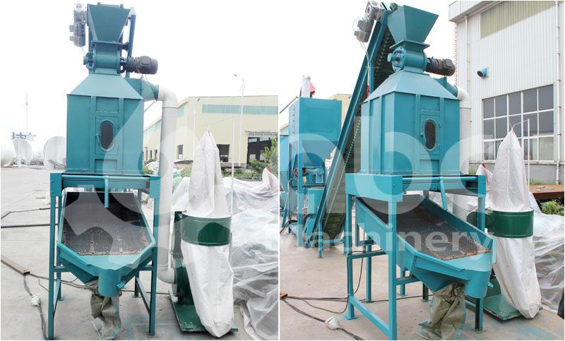 animal feed pellets screening and cooling plant for small business plan