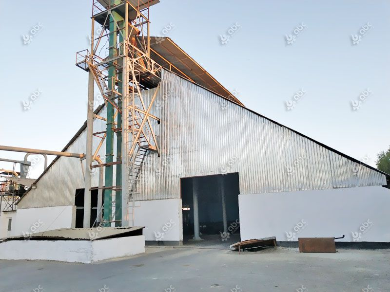 animal feed plant cost in Uzbekistan