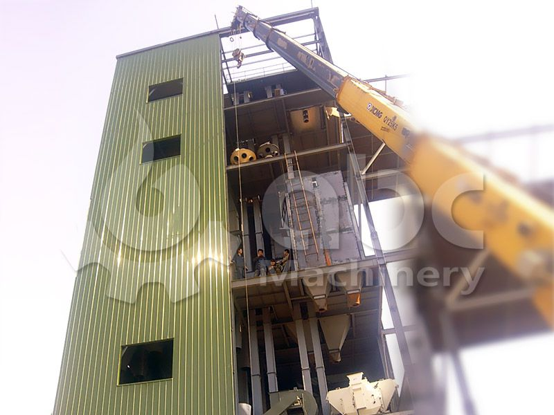 animal feed processing machines for complete production line