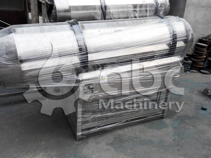 buy aquafeed flavor roller machine