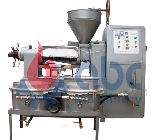 high quality automatic vegetable oil press machine with low cost