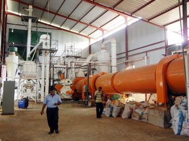 2TPH Biomass Pellet Production Plant in Sri Lanka
