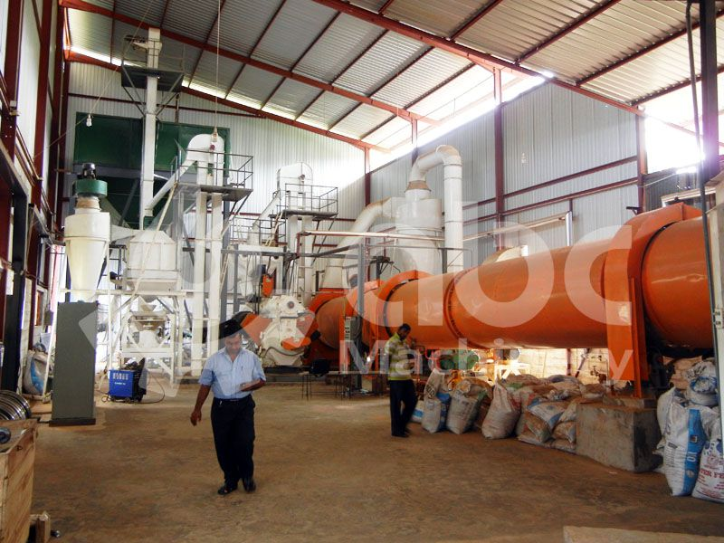 biomass pellet manufacturing factory for saw dust