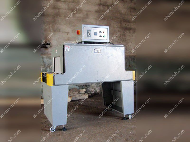 briquettes wrapping machine