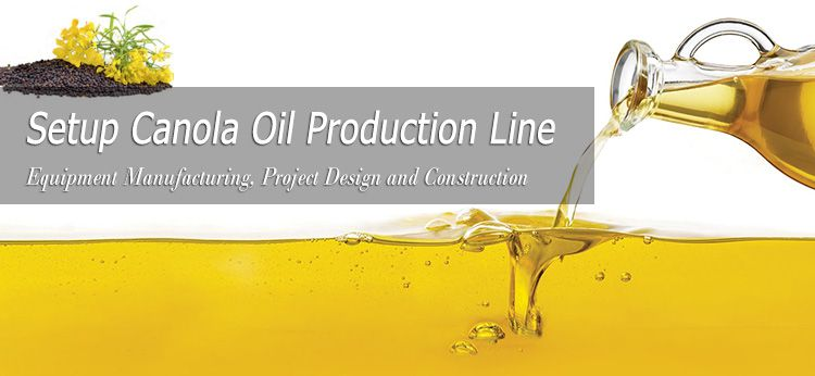 canola oil manufacturing business plan