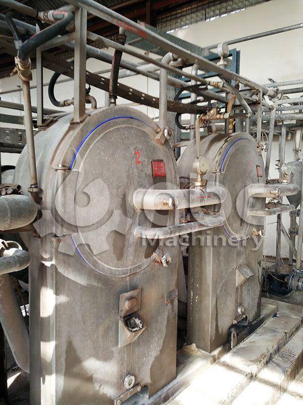 Cassava Processing Plant In Nigeria