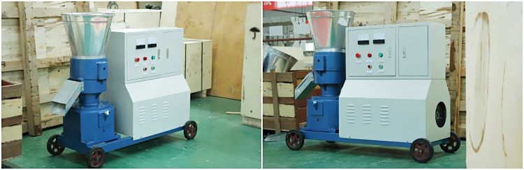 Chicken Feed Pellet Mill Machinery
