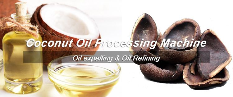coconut oil processing technology