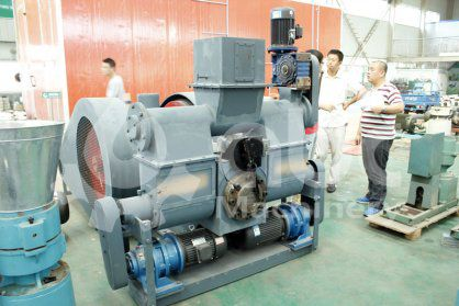 Coconut Shell Briquetting Machine Exported to the Philippines