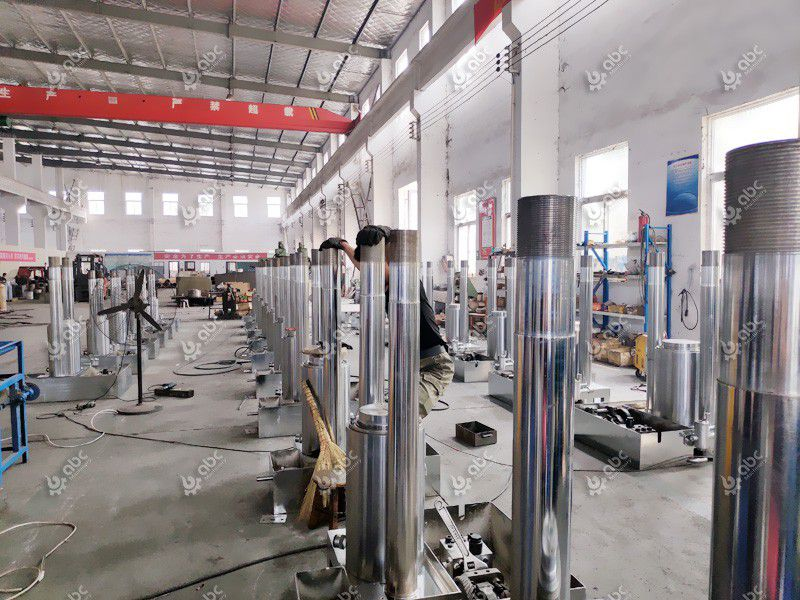 cold oil press manufacturing factory