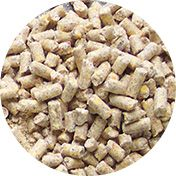 make compressed feed pellets for chickens and ducks