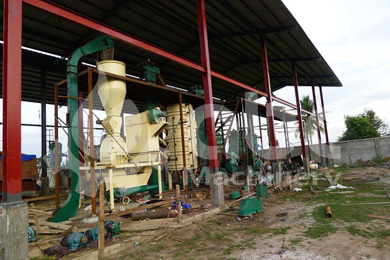 Copra Oil Production Machine for samll factory