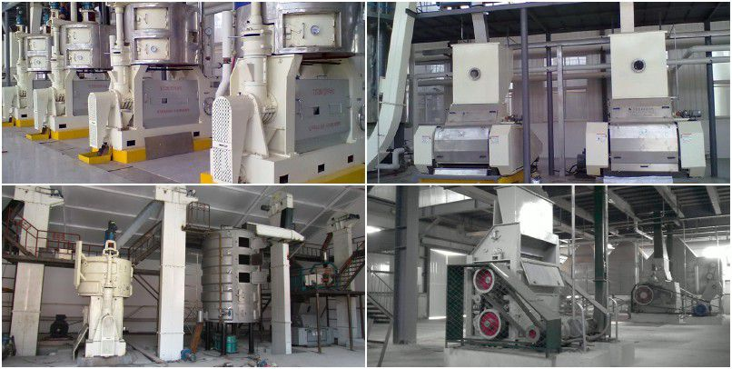 corn oil mill plant for processing edible and cooking oil products