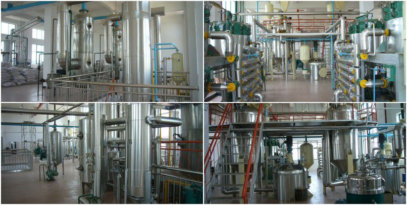 corn oil refinery plant for manufacturing edible and cooking corn or maize oil