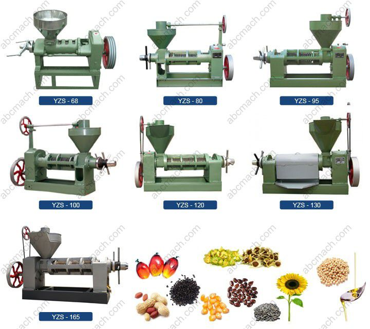 cottonseed oil expeller for sale - small seed oil pressing equipment
