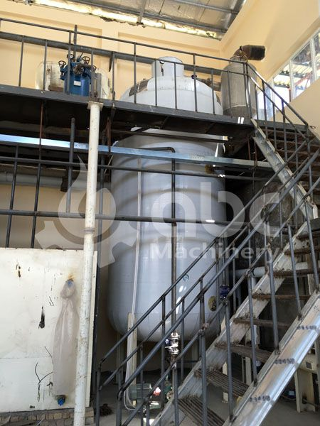 low cost cottonseed oil refining mahcine