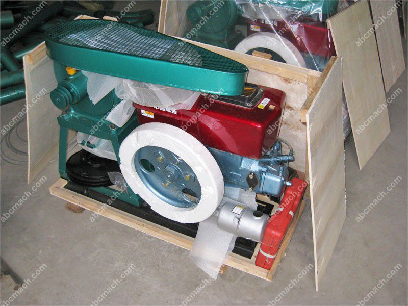 diesel wheat milling machine for sale at low price