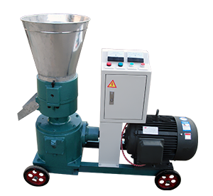 electric poultry feed pellet machine for homemade pellets production