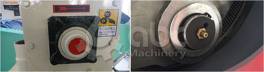 feed pellet mill lubrication system