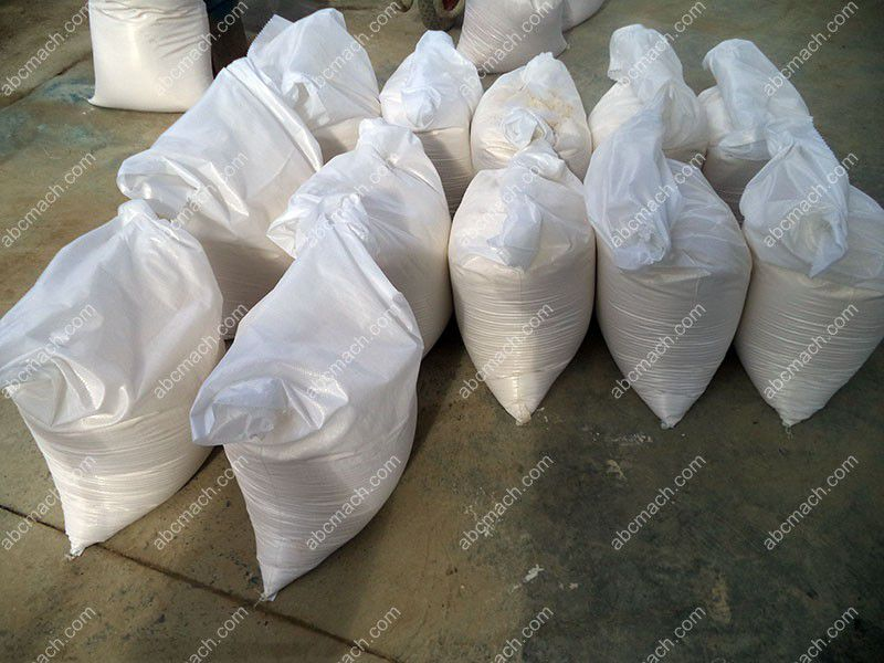 Finished Wheat Flour In Bags