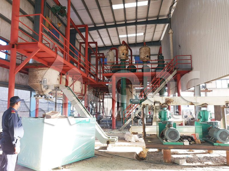 fish meal processing plant and machine for sale