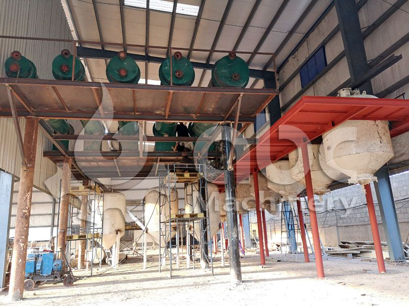 fish oil solvent extraction machine for sale