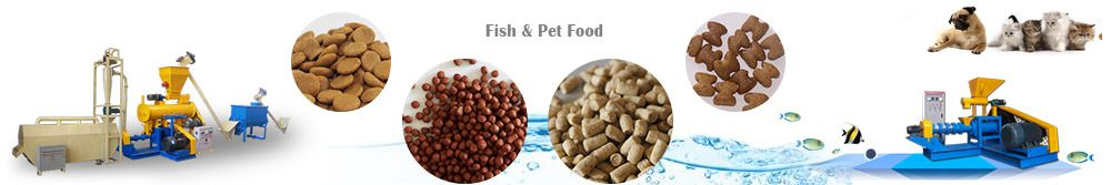 floating fish feed machine for producing both aquafeed and pet feed