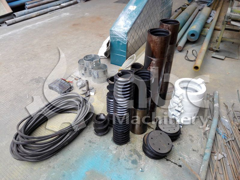 floating fish feed machine spare parts
