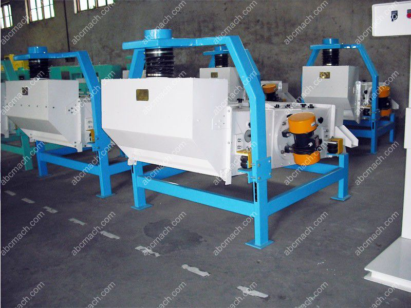 grain oilseeds cleaning machine
