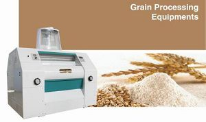 grain processing equipments