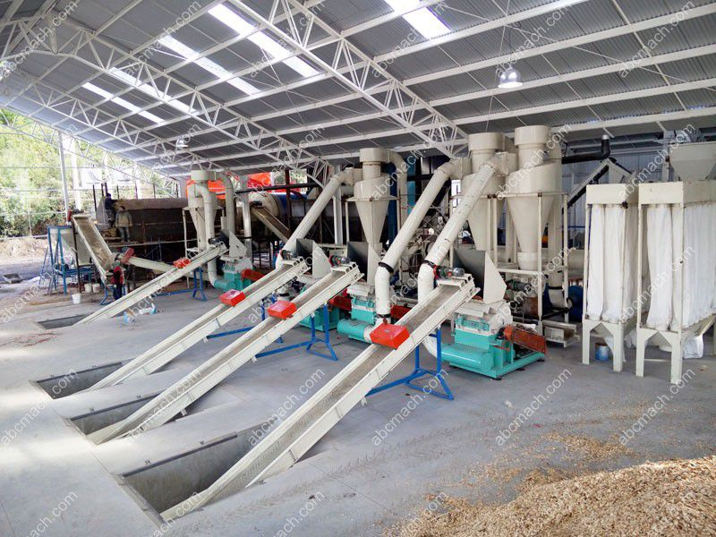hammer mill for wood pellets