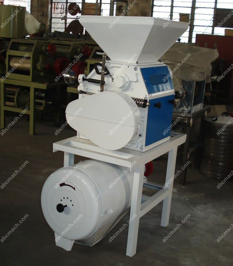 home use cereals milling machine for small flour mill factory
