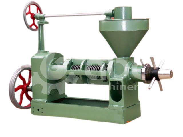 hot sesame oil press for sale - best machine for small scale oil making factory