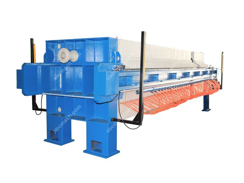 large scale plate oil filter machine for complete oil manufacturing factory