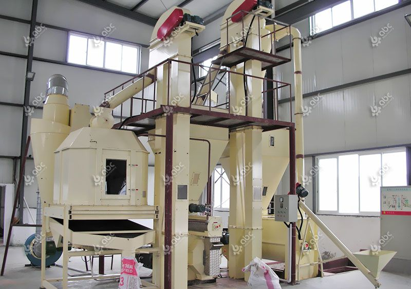 buy livestock feed processing machine at factory price