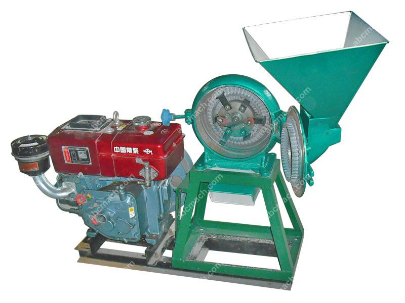 M6FFC Grain Milling Machine