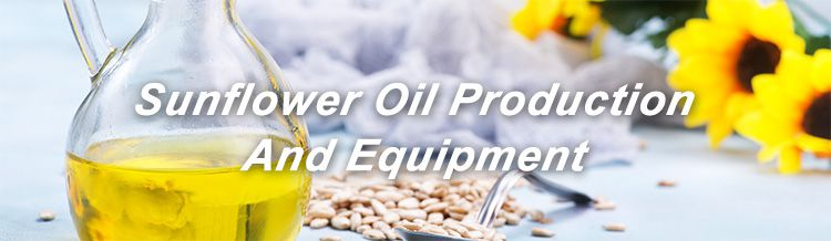 make small scale sunflower seed oil