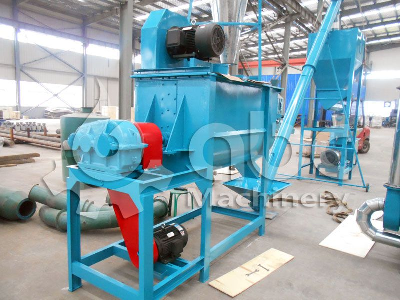 cheap  feedstuff processing equipment for mini feed milling plant