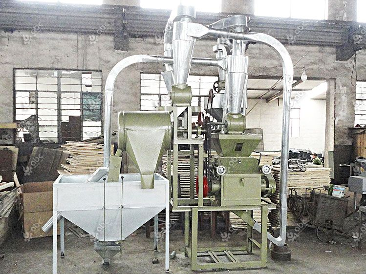 mini flour mill machinery for sale