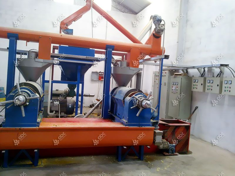mini oil processing unit