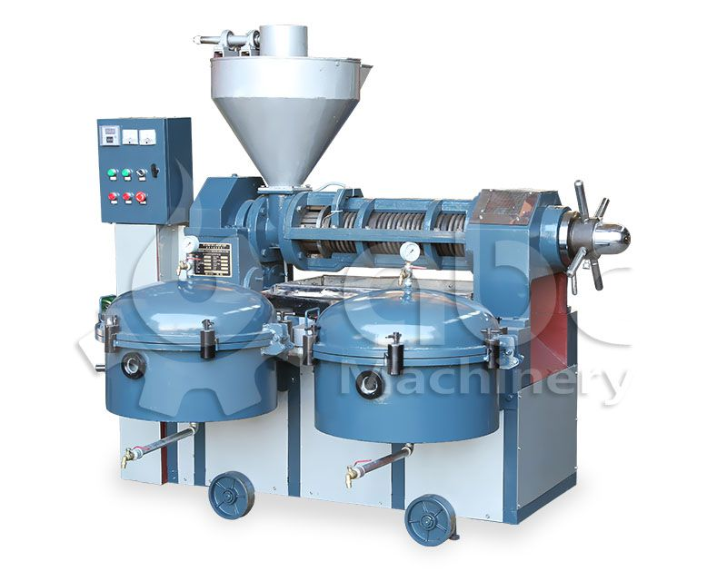 multi-function mustard oil expeller with filter press