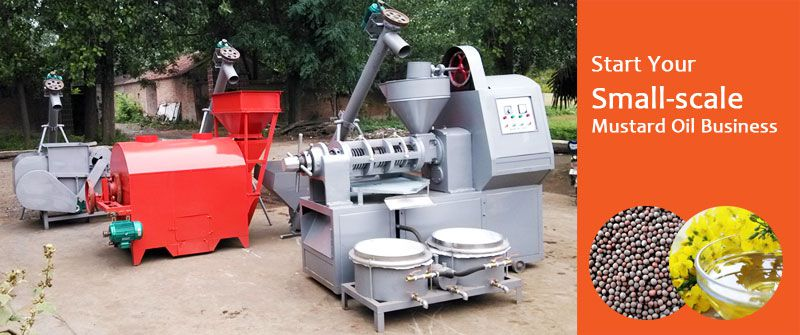 mustard oil expeller machine for sale