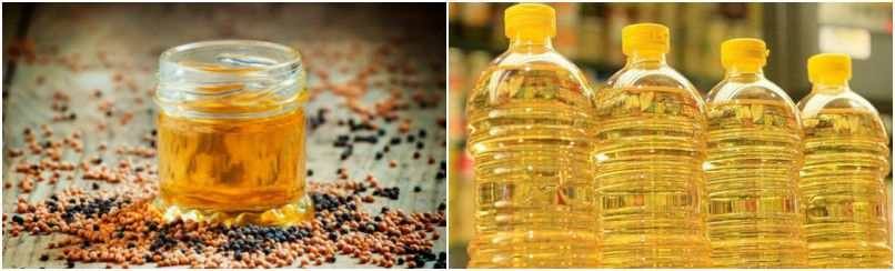 mustard oil production industry